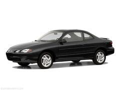2002 Ford Escort ZX2 Coupe