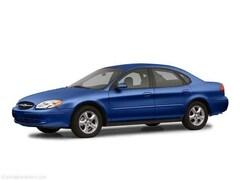 Used 2002 Ford Taurus LX Sedan 1FAFP52252A166566 in Pocatello, ID