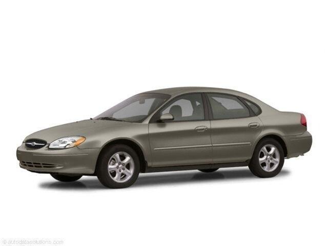 2002 Ford Taurus SEDAN