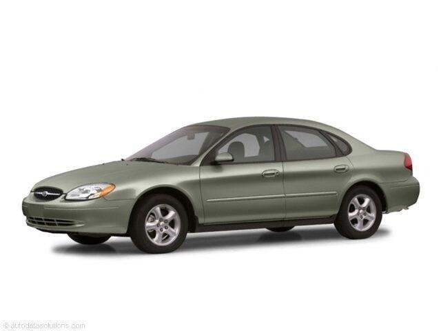 Used 2002 Ford Taurus 4dr Sdn SES Standard FFV Sedan P97271 Spruce Green in Palm Coast, FL