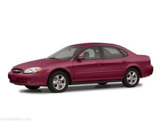 2002 Ford Taurus SES Deluxe Sedan 1FAFP55UX2A254705
