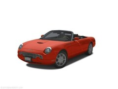 Used 2002 Ford Thunderbird 2dr Conv w/Hardtop Premium Convertible for sale in Mount Sterling, KY
