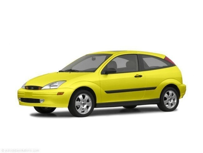 2002 Ford Focus ZX3 Hatchback