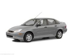 2002 Ford Focus LX Sedan