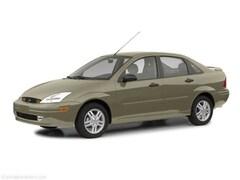 Used 2002 Ford Focus SE Sedan 1FAFP34P42W151315 10006HC for sale in Hartford, CT