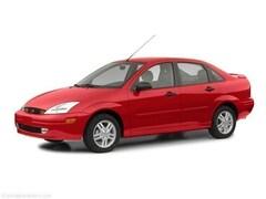 2002 Ford Focus Sedan