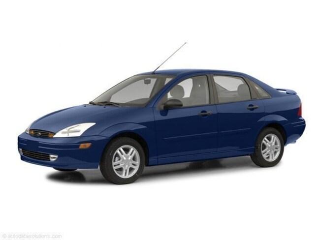 2002 Ford Focus SE Sedan