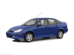 2002 Ford Focus ZTS Sedan 1FAHP38372W267110