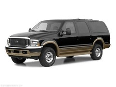 2002 Ford Excursion Limited SUV