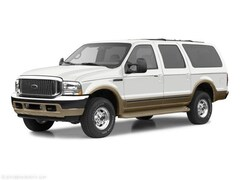 2002 Ford Excursion SUV