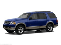 2002 Ford Explorer XLS SUV