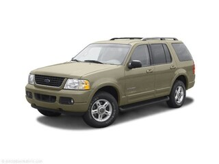 2002 Ford Explorer XLT SUV