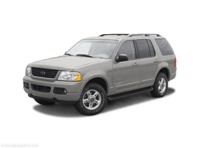 2002 Ford Explorer XLT Full Size SUV
