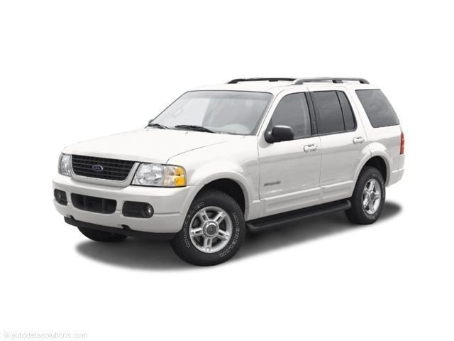 Featured 2002 Ford Explorer XLT 114 WB XLT 4WD 2UD19627 for sale in Thornton, CO