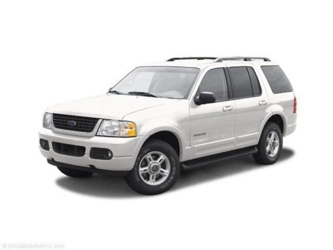 Used 2002 Ford Explorer For Sale in Anderson, SC | VIN