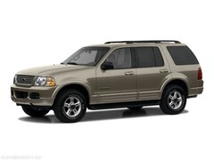 2002 Ford Explorer Limited SUV