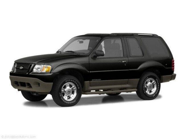 Used 2002 Ford Explorer Sport Base SUV For Sale Meridian, MS