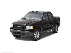 2002 Ford Explorer Sport Trac Base SUV