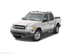 2002 Ford Explorer Sport Trac 4dr 126 WB 4WD Premium Sport Utility