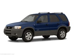 Used 2002 Ford Escape XLT SUV For Sale in Havelock, NC