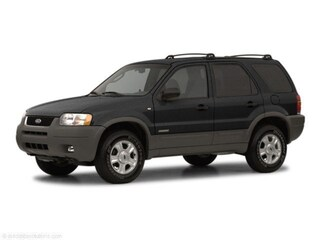 2002 Ford Escape SUV