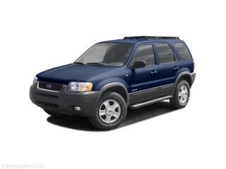 2002 Ford Escape XLT SUV 1FMCU04112KA80576