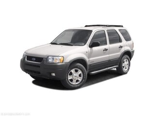 Used 2002 Ford Escape SUV for Sale near Levittown, PA, at Burns Auto Group