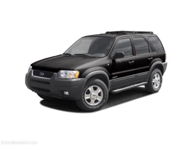 Used 2002 Ford Escape XLT SUV in Alexandria, MN