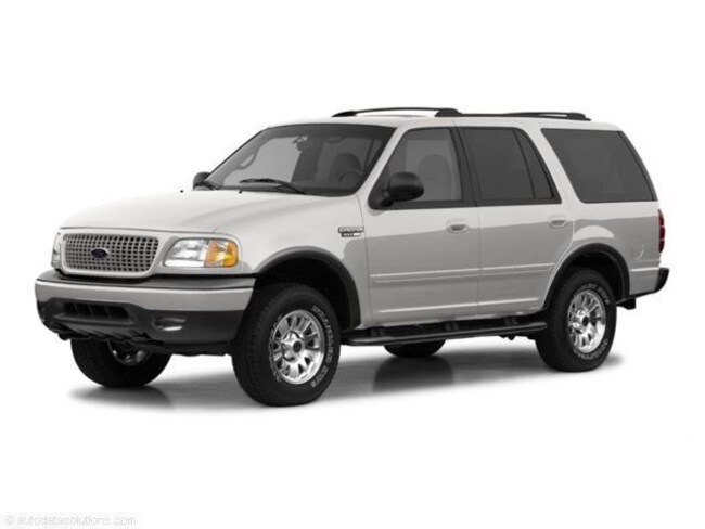 Used 2002 Ford Expedition XLT SUV for sale in Arcadia, LA