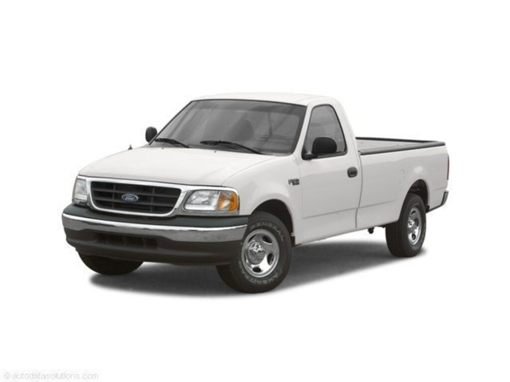 Used 2002 Ford F-150 For Sale at Guetterman Motors Inc  | VIN