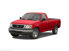 Pre-Owned 2002 Ford F-150 XLT Truck serving Bucyrus