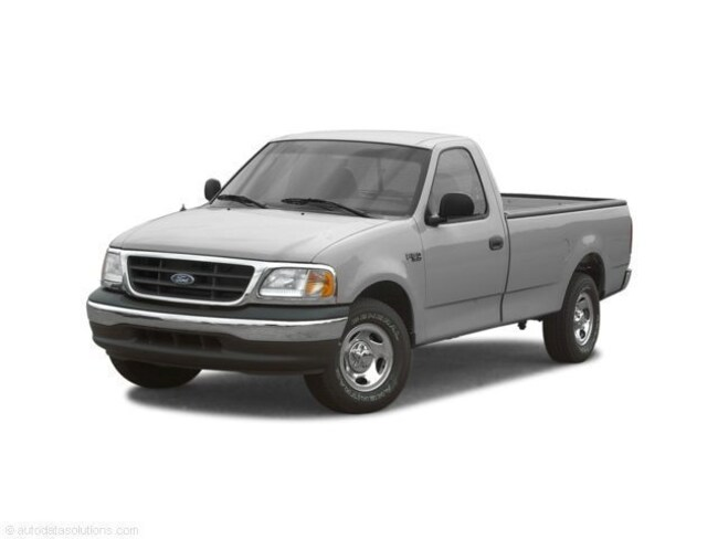 2002 Ford F-150 Regular Cab Truck