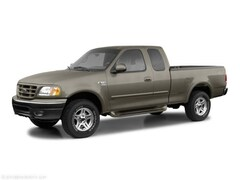 2002 Ford F-150 Supercab Truck