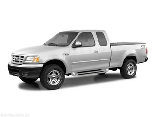 Used 2002 Ford F-150 Truck Super Cab 1FTRX17242NA49546 for Sale in Laplace, LA