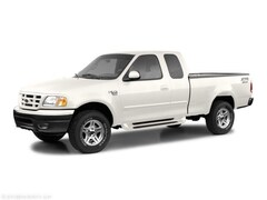 Used 2002 Ford F-150 XLT Extended Cab Pickup in Vandalia, OH