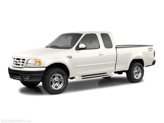 Used 2002 Ford F-150 Lariat Truck Super Cab for sale in Savannah, GA