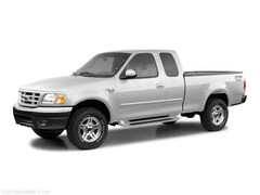 2002 Ford F-150 Extended Cab Truck