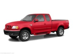 2002 Ford F-150 Supercab 4WD