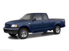 2002 Ford F-150 Lariat Supercab Flareside 139 4WD in Sturgis, MI