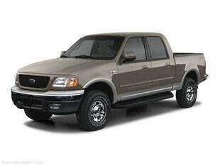 2002 Ford F-150 XLT Truck