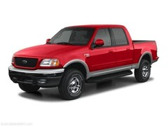 2002 Ford F-150 Truck SuperCrew Cab