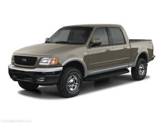 2002 Ford F-150 SuperCrew Truck SuperCrew Cab