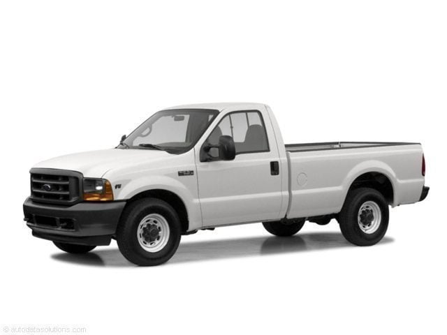 2002 Ford F-250 Super Duty Truck Regular Cab