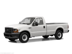 2002 Ford Super Duty F-250 XL Reg Cab 137 XL 4WD