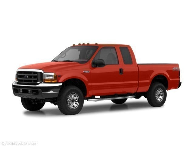 2002 Ford Super Duty F-250 V8AT XLT PKG Extended Cab Truck
