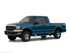 2002 Ford F-250 SD XLT