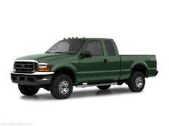 2002 Ford F-250 Super Duty Extended Cab Pickup