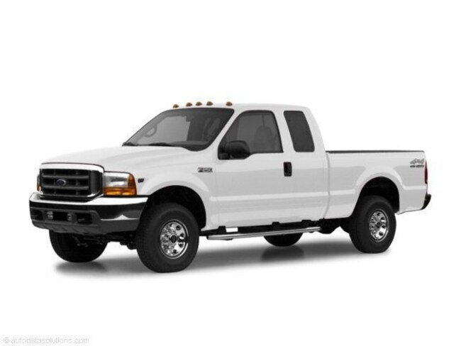 2002 Ford F-250 XLT Extended Cab Truck