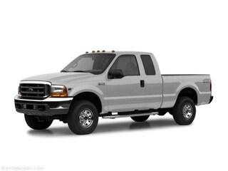 2002 Ford F-250SD Truck
