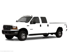 2002 Ford F-350SD XLT Truck